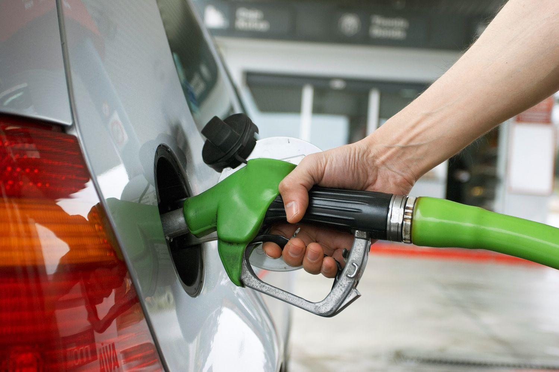 De brandstofprijzen in Europa